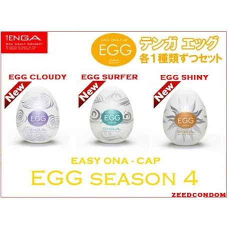 Combo Tenga Egg Season 4