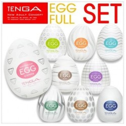 TENGA EGG FULL SET