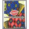 Latex Dental Dam - Vanilla Flavor กลิ่นวานิลา 1 แผ่น