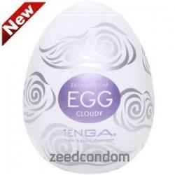 **TENGA EGG Cloudy