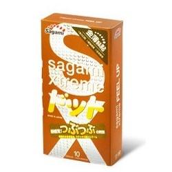 ถุงยาง sagami xtreme feel up 1 กล่อง