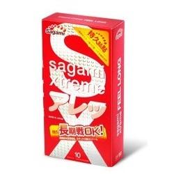 ถุงยาง sagami xtreme feel long 1 กล่อง