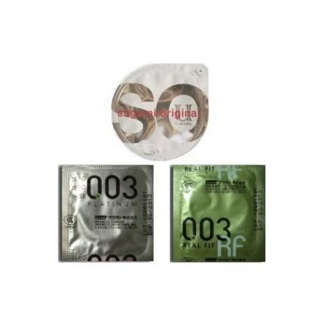 Condom Combo Set 1