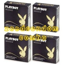 Play Boy แม็ทซ์ 49 มม. แพค 4 กล่อง