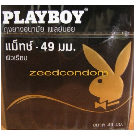 Play Boy แม็ทซ์ 49 มม.