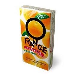 ถุงยางอนามัย Orange Flavor 1 ชิ้น