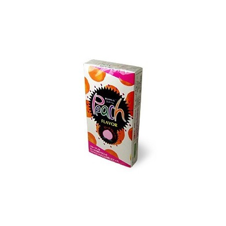 ถุงยางอนามัย Peach Flavor 1 ชิ้น