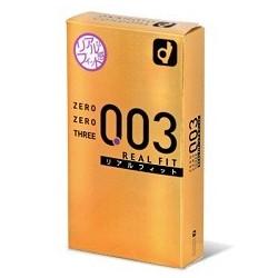 ถุงยางอนามัย Zero Zero Three 0.03 Real Fit (Japan Edition) 1 ชิ้น