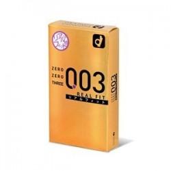 ถุงยาง Zero Zero Three 0.03 Real Fit Japan 1 กล่อง