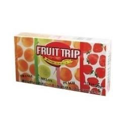 Fruit Trip 4 กลิ่น 1 กล่อง 12ชิ้น