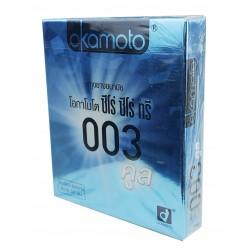 Okamoto 003 Cool ซีโร่ ซีโร่ ทรี คูล 1 กล่อง