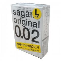 Sagami Original L size 1 กล่อง 4 ชิ้น