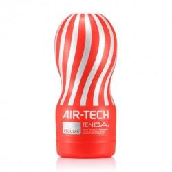 TENGA Air Tech Red - Regular (ล้างน้ำได้)