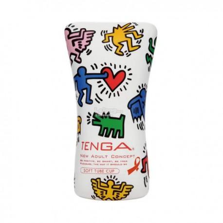 TENGA Deep Cup - Keith Haring