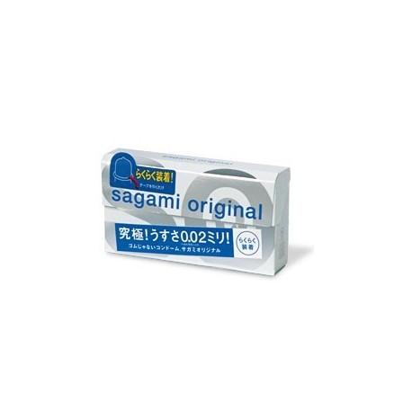 ถุงยางอนามัย Sagami Original Quick 1 ชิ้น