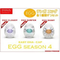 Combo Tenga Egg Season 4