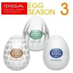 Combo Tenga Egg Season 3