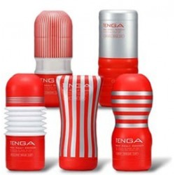 TENGA RED SUPER COMBO SET