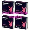 Play Boy แม็กซ์ ดอท 52 มม. แพค 4 กล่อง