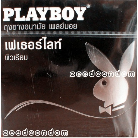 Play Boy Fetherlite 52 มม.
