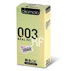 Okamoto 0.03 Real Fit 1 ชิ้น