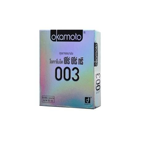 Okamoto 003 ซีโร่ ซีโร่ ทรี 1 กล่อง