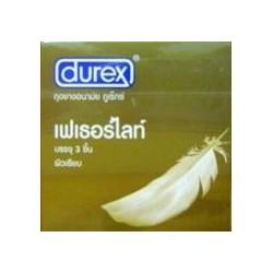 Durex Fetherlite 1 กล่อง