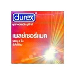 Durex Pleasure Mak 1 กล่อง