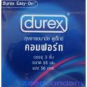 Durex comfort 1 กล่อง