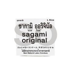 ถุงยาง Sagami Original L size 1 แพค 12 ชิ้น (ลิขสิทธิ์ไทย)
