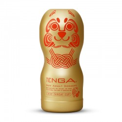 Tenga Deep Cup 2018 Limited Edition - White (Doggy Style)