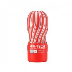 TENGA Air Tech Red VC - Regular (ล้างน้ำได้)