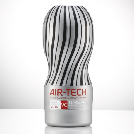 TENGA Air Tech Silver - Ultra Size (ล้างน้ำได้)
